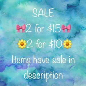 Other - 🎀🌼SALE🎀🌼